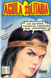Cover Thumbnail for Aguila Solitaria (Editora Cinco, 1976 ? series) #346