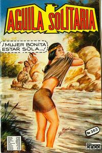 Cover Thumbnail for Aguila Solitaria (Editora Cinco, 1976 ? series) #363