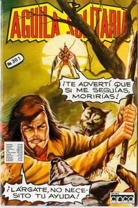 Cover Thumbnail for Aguila Solitaria (Editora Cinco, 1976 ? series) #361