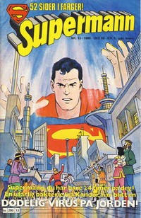 Cover Thumbnail for Supermann (Semic, 1977 series) #13/1980