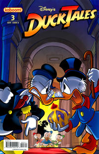 Cover Thumbnail for DuckTales (Boom! Studios, 2011 series) #3 [Cover B]