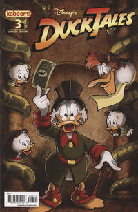 Cover Thumbnail for DuckTales (Boom! Studios, 2011 series) #3 [Cover C]