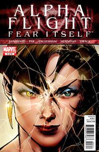 Cover Thumbnail for Alpha Flight (Marvel, 2011 series) #3
