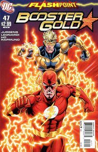 Cover Thumbnail for Booster Gold (DC, 2007 series) #47