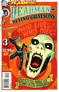 Cover Thumbnail for Flashpoint: Deadman and the Flying Graysons (DC, 2011 series) #3