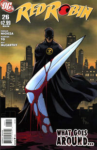 Cover Thumbnail for Red Robin (DC, 2009 series) #26