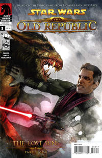 Cover Thumbnail for Star Wars: The Old Republic - The Lost Suns (Dark Horse, 2011 series) #3