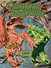 Cover Thumbnail for Creature of the Unknown (K. G. Murray, 1982 series)