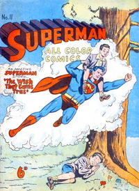 Cover Thumbnail for Superman (K. G. Murray, 1947 series) #11