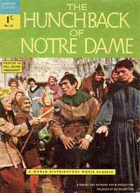 Cover Thumbnail for A Movie Classic (World Distributors, 1956 ? series) #35 - The Hunchback of Notre Dame