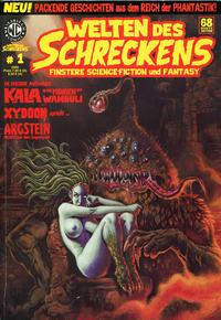 Cover Thumbnail for Welten des Schreckens (Weissblech Comics, 2009 series) #1