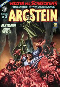 Cover Thumbnail for Welten des Schreckens (Weissblech Comics, 2009 series) #3