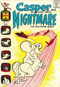 Cover Thumbnail for Casper & Nightmare (Harvey, 1964 series) #6