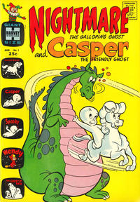 Cover Thumbnail for Nightmare & Casper (Harvey, 1963 series) #1
