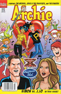 Cover Thumbnail for Archie (Archie, 1959 series) #623