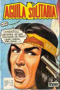 Cover Thumbnail for Aguila Solitaria (Editora Cinco, 1976 ? series) #168