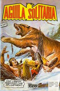Cover Thumbnail for Aguila Solitaria (Editora Cinco, 1976 ? series) #180