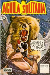 Cover Thumbnail for Aguila Solitaria (Editora Cinco, 1976 ? series) #182