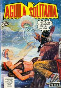 Cover Thumbnail for Aguila Solitaria (Editora Cinco, 1976 ? series) #210