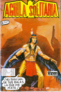 Cover Thumbnail for Aguila Solitaria (Editora Cinco, 1976 ? series) #241