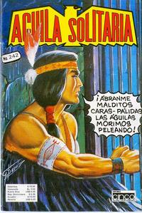 Cover Thumbnail for Aguila Solitaria (Editora Cinco, 1976 ? series) #242