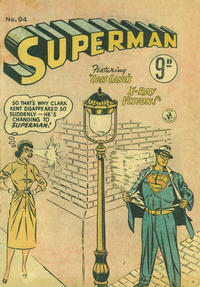 Cover Thumbnail for Superman (K. G. Murray, 1947 series) #94
