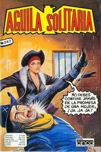 Cover Thumbnail for Aguila Solitaria (Editora Cinco, 1976 ? series) #247