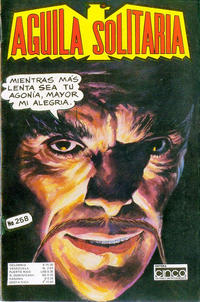 Cover Thumbnail for Aguila Solitaria (Editora Cinco, 1976 ? series) #258