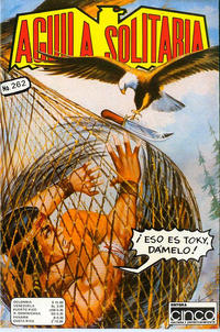 Cover Thumbnail for Aguila Solitaria (Editora Cinco, 1976 ? series) #262