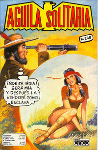 Cover Thumbnail for Aguila Solitaria (Editora Cinco, 1976 ? series) #268