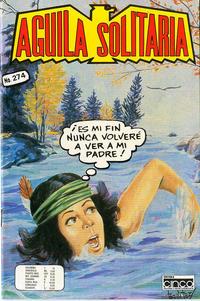 Cover Thumbnail for Aguila Solitaria (Editora Cinco, 1976 ? series) #274