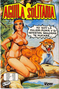 Cover Thumbnail for Aguila Solitaria (Editora Cinco, 1976 ? series) #282