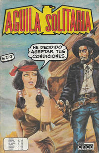 Cover Thumbnail for Aguila Solitaria (Editora Cinco, 1976 ? series) #273