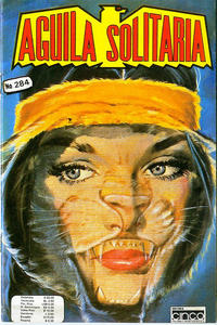 Cover Thumbnail for Aguila Solitaria (Editora Cinco, 1976 ? series) #284