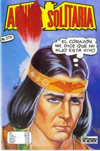 Cover Thumbnail for Aguila Solitaria (Editora Cinco, 1976 ? series) #275