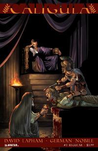 Cover Thumbnail for Caligula (Avatar Press, 2011 series) #3