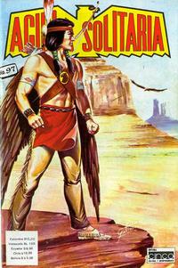 Cover Thumbnail for Aguila Solitaria (Editora Cinco, 1976 ? series) #97