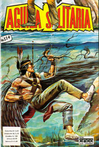 Cover Thumbnail for Aguila Solitaria (Editora Cinco, 1976 ? series) #114