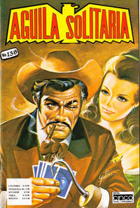 Cover Thumbnail for Aguila Solitaria (Editora Cinco, 1976 ? series) #138