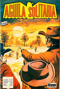 Cover Thumbnail for Aguila Solitaria (Editora Cinco, 1976 ? series) #140