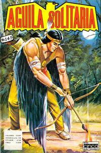 Cover Thumbnail for Aguila Solitaria (Editora Cinco, 1976 ? series) #145