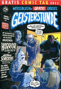 Cover Thumbnail for Weissblechs Gratis Grusel Geisterstunde (Weissblech Comics, 2011 series) #2011