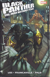 Cover Thumbnail for Black Panther: The Man Without Fear (Marvel, 2011 series) #1 - Urban Jungle