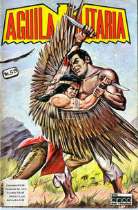 Cover Thumbnail for Aguila Solitaria (Editora Cinco, 1976 ? series) #59