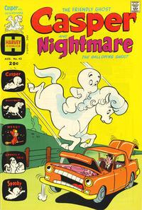 Cover Thumbnail for Casper & Nightmare (Harvey, 1964 series) #43