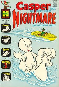 Cover Thumbnail for Casper & Nightmare (Harvey, 1964 series) #22