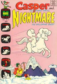 Cover Thumbnail for Casper & Nightmare (Harvey, 1964 series) #30