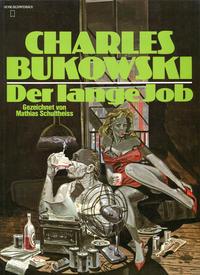 Cover Thumbnail for Der lange Job (Heyne, 1984 series)