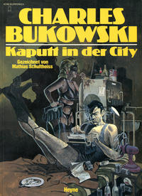 Cover Thumbnail for Kaputt in der City (Heyne, 1984 series)