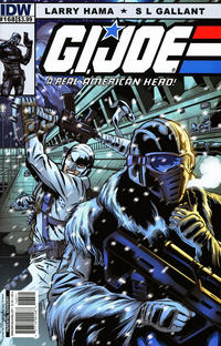 Cover Thumbnail for G.I. Joe: A Real American Hero (IDW, 2010 series) #168